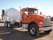 Truck used in concrete pumping in Plainfield, IL